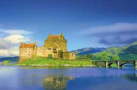 Schottland Show von Michael Fleck