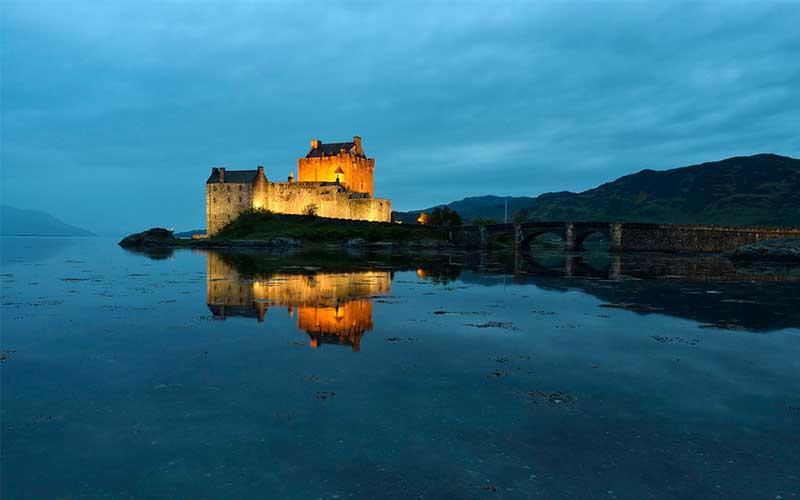Schottland Show